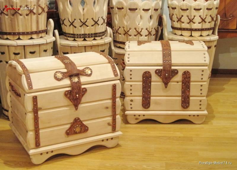 Сундуки деревянные своими руками