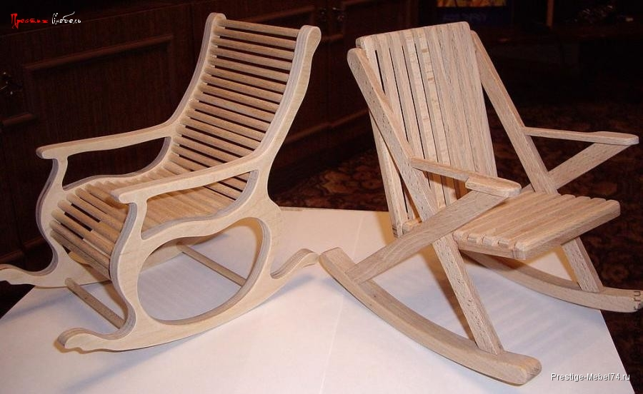 Изготовление столярных стульев и табуретов