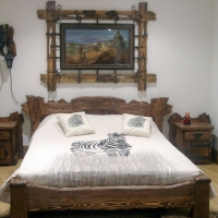 Спальня под старину