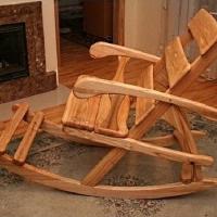 """Кресло-качалка """"Благо"""""""