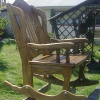 """Кресло-качалка """"Для отдыха"""""""