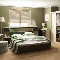 Спальня в современном стиле (ЛДСП)