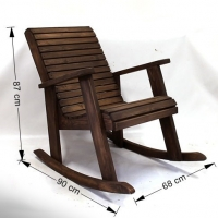 Стулья и кресла из массива